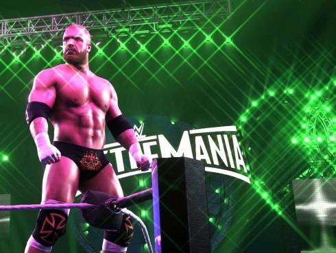 WWE 2K18: Nuevo tráiler de gameplay