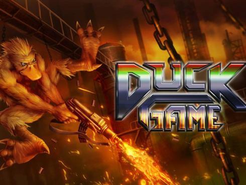 Duck Game llegará a PS4