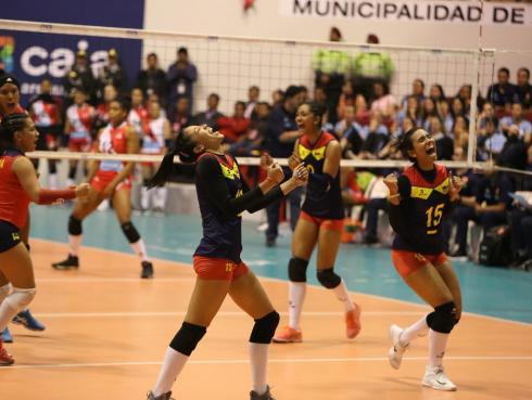 Perú cayó 3-0 ante Colombia por el PreMundial de Vóley