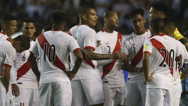 Selección peruana: Sub18 será su sparring en Rusia