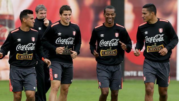 Selección Peruana: Hoy se iniciaron los trabajos para enfrentar a Bolivia y a Ecuador