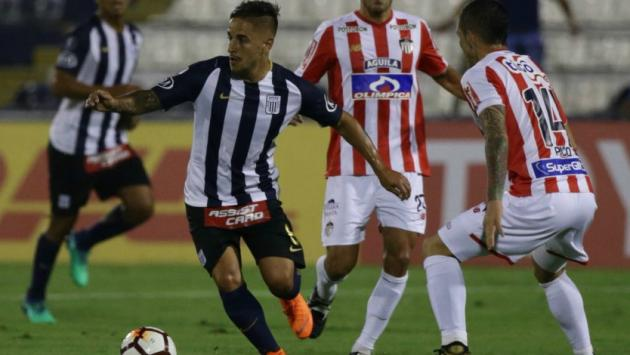 Alianza Lima vs. Junior: fecha, hora y canal del partido en Barranquilla por Copa Libertadores