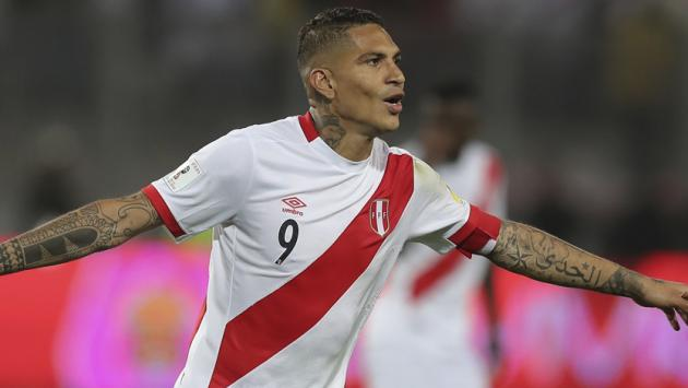 "Paolo Guerrero lidera votación como ""Mejor futbolista de América"""