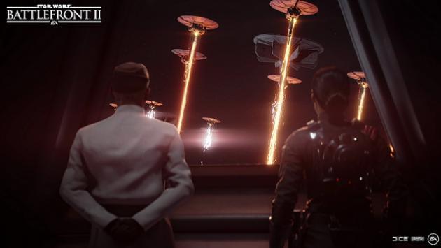 Star Wars Battlefront 2: Nuevo tráiler de la historia