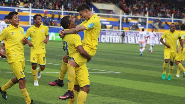 El inicio del Torneo Clausura tiene a un goleador Comerciantes Unidos como líder