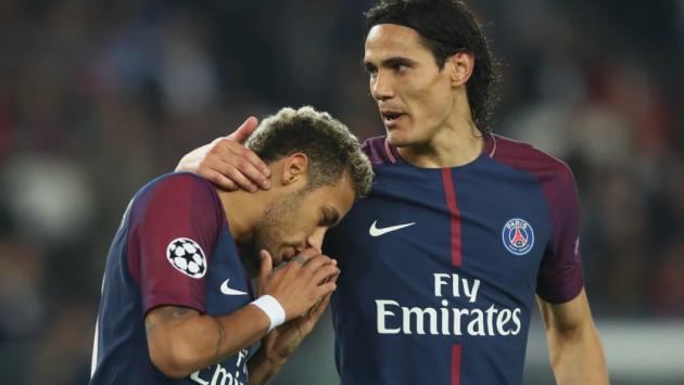 ¿Existió problemas entre Neymar y Cavani? Esto dijo el futbolista brasileño