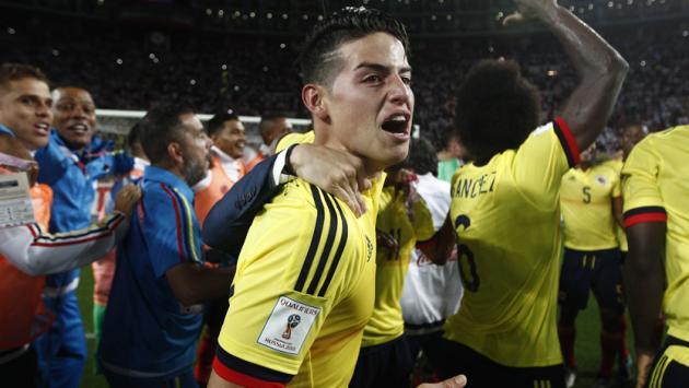 James Rodríguez y el sueño de ganar el Mundial