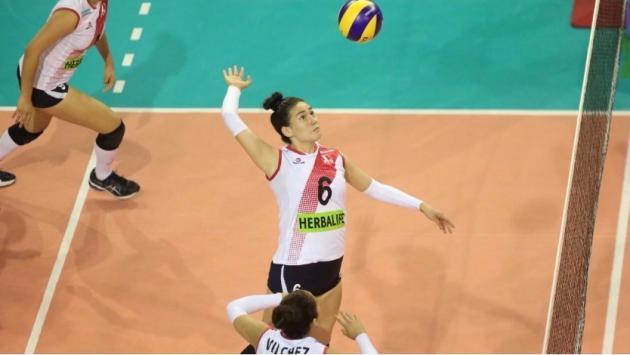 Perú perdió 3-0 ante Italia por los octavos de final del Mundial sub 18 de voley