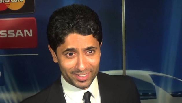 Al Khelaifi habló sobre la situación de Cavani y Neymar