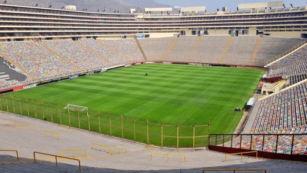 ¿El Perú - Colombia podría jugarse en el estadio Monumental?