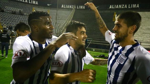Alianza Lima vs. UTC: los íntimos se impusieron por 2-0 en partido pendiente del Torneo Clausura