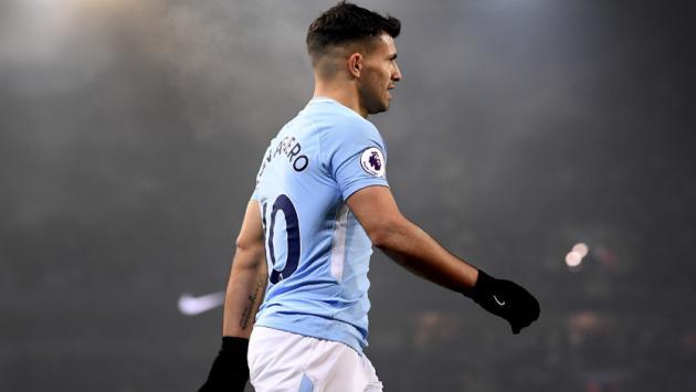 Sergio Agüero no se siente feliz en el Manchester City