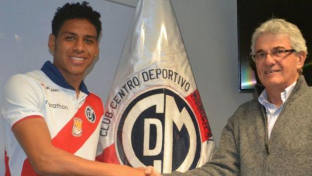 Ítalo Regalado renovó con Deportivo Municipal
