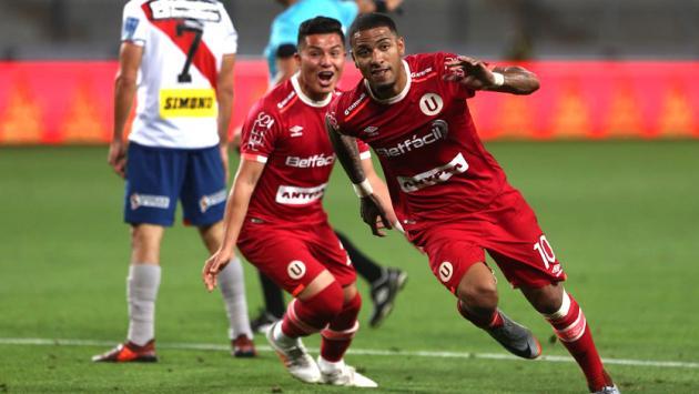 Universitario vs. Deportivo Municipal: los cremas ganaron 5-3 en partido pendiente del Clausura