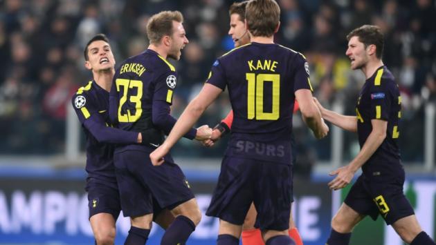 Juventus empató 2-2 con Tottenham: mira el resumen del partido aquí