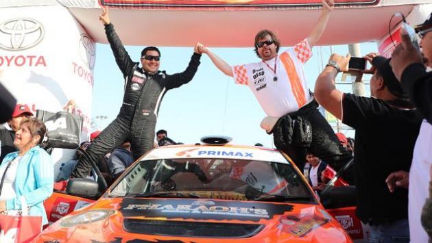 Caminos del Inca 2017: ¡Raúl Orlandini se coronó campeón!