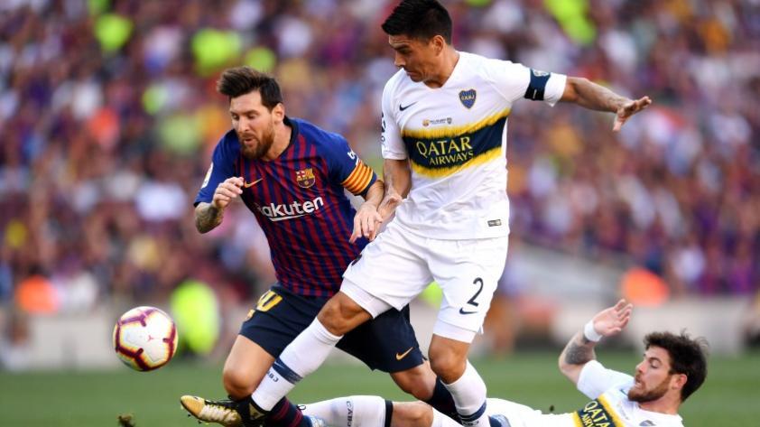 Barcelona venció 3-0 a Boca Juniors por el Trofeo Joan Gamper