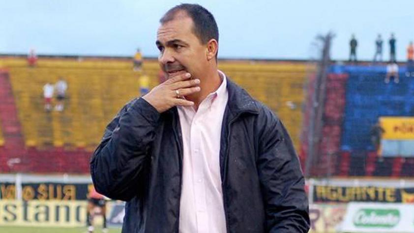 Walter Aristizábal es el nuevo entrenador de Alianza Atlético