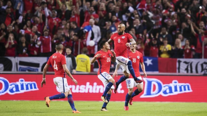 Arturo Vidal confirma que esta en óptimas condiciones