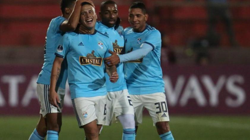 Sudamericana: ¿Sporting Cristal jugará en el Monumental o 'Matute'?