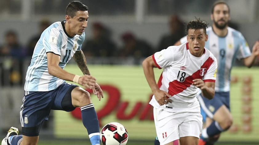 Cristian Benavante fue elegido jugador del mes en su equipo