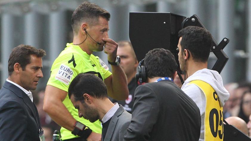 El VAR se estrena en la Copa Libertadores con el River - Lanús