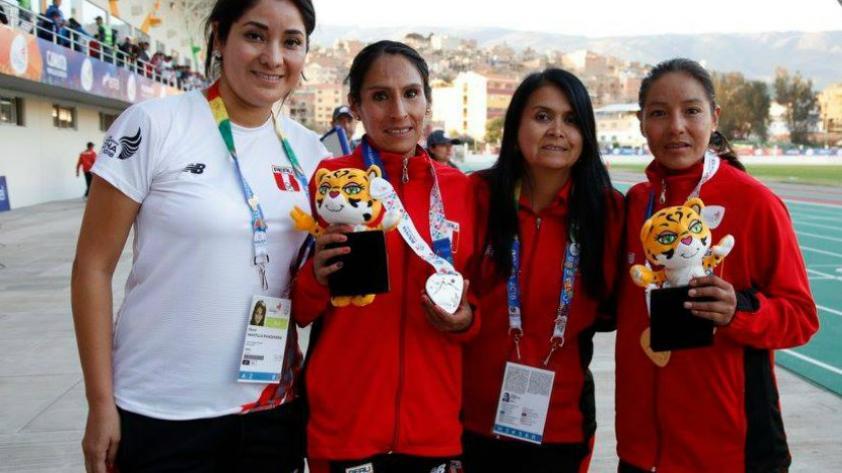 Juegos Suramericanos Cochabamba 2018: Melchor logró oro y Tejeda plata en 10 mil metros