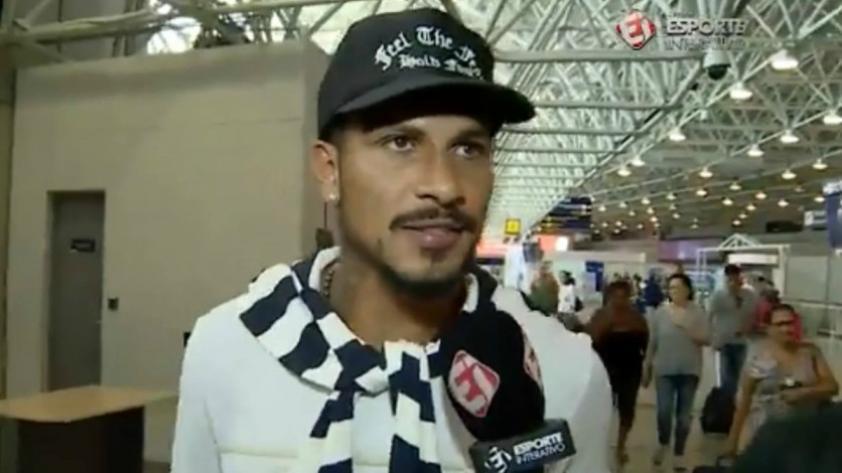 (VIDEO) Paolo Guerrero rumbo a Suiza: el capitán viajó para la Audiencia con el TAS