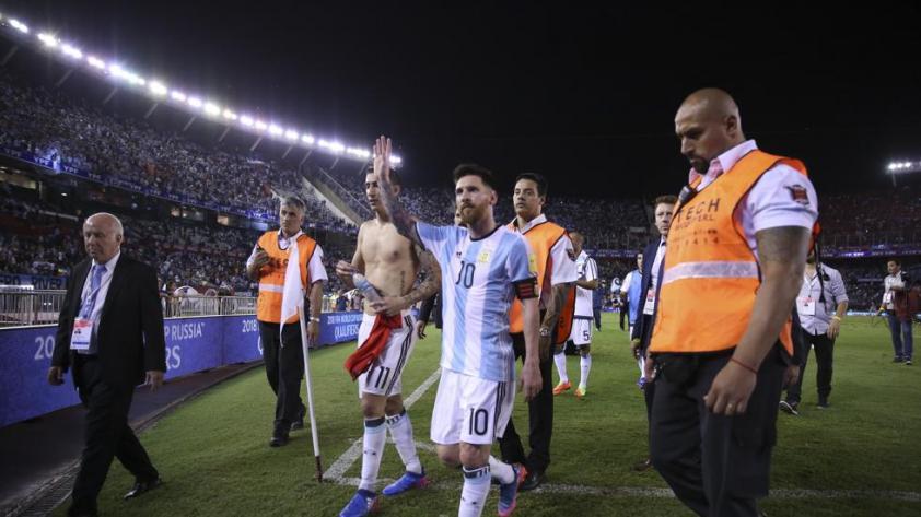 ¿En Argentina no están contentos con el levantamiento de la sanción a Messi?