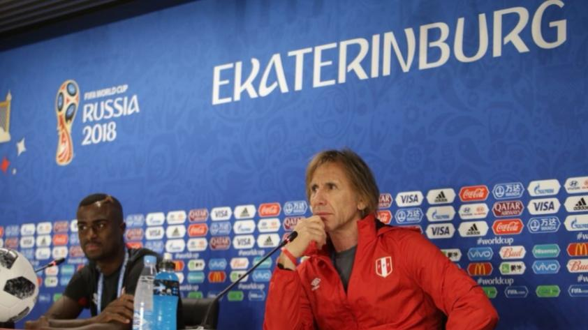 Selección Peruana: Ricardo Gareca y Christian Ramos hablaron en conferencia de prensa