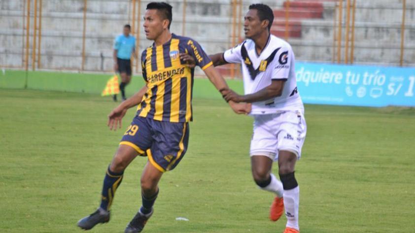 Sport Rosario venció por 3-1 a la Academia Cantolao