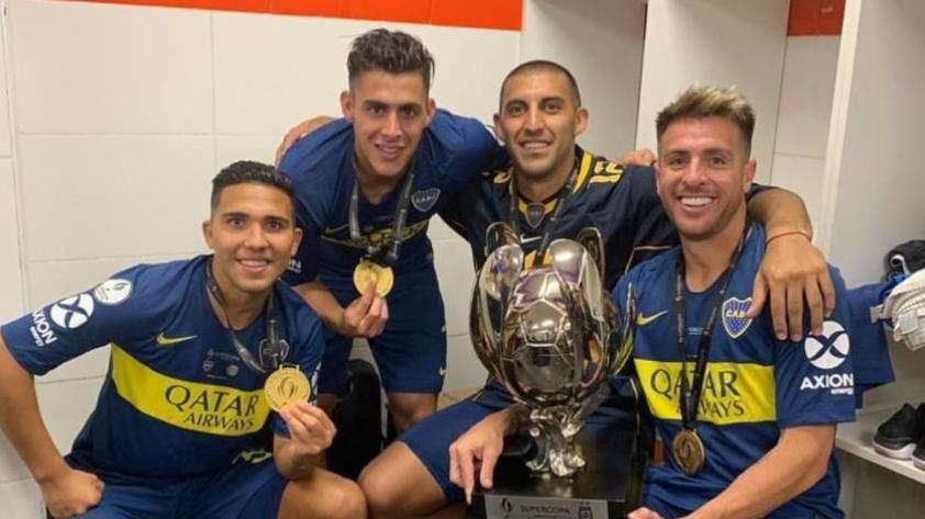 ¡Una copa más! Boca Juniors se coronó campeón de la Supercopa Argentina