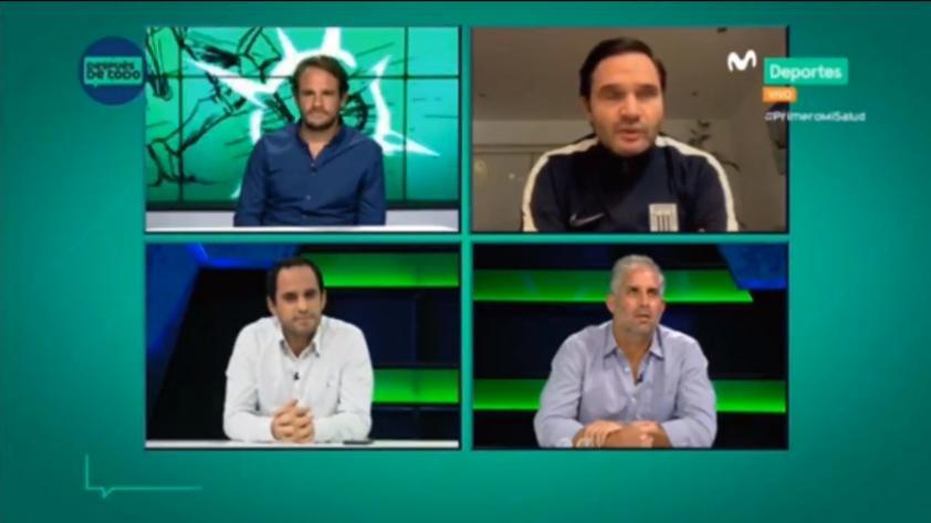 Víctor Hugo Marulanda sobre la llegada de Patricio Rubio a Alianza Lima: