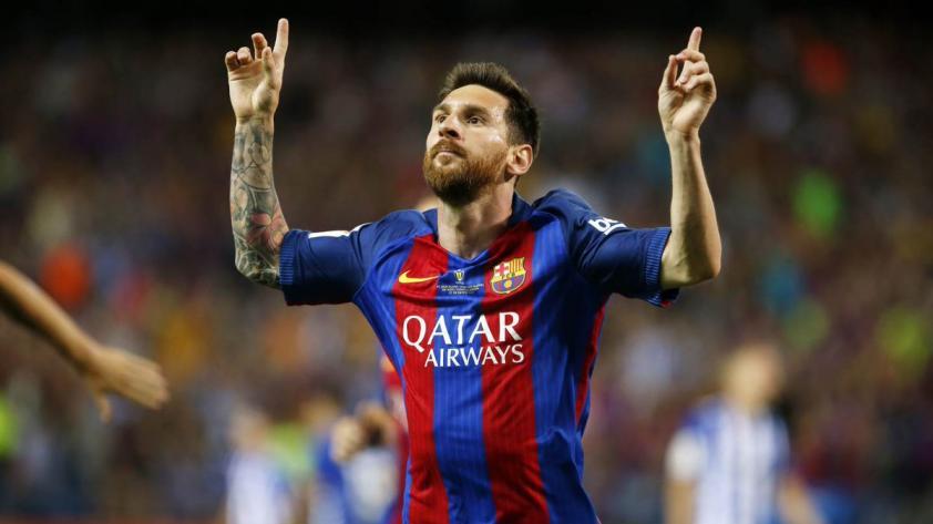 Oficial: Messi en Barcelona hasta 2021