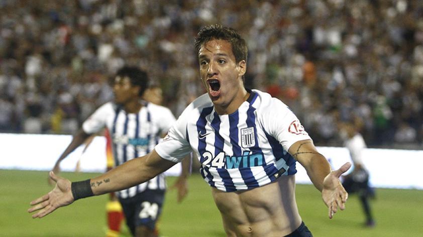 """Gonzalo Godoy: """"En Alianza todos están preparados para jugar"""""""