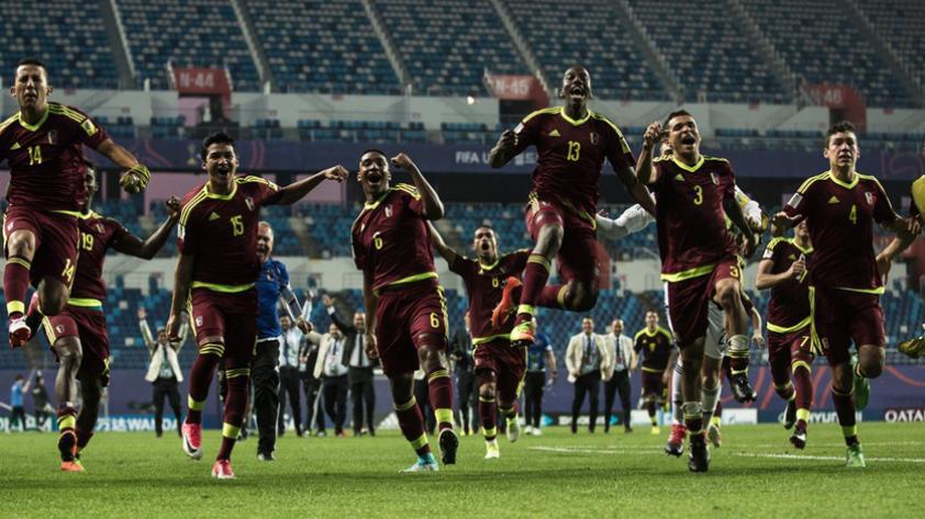 Venezuela e Inglaterra a la final del Mundial Sub-20