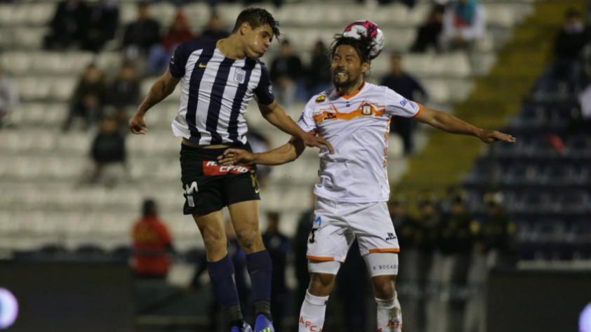 """Gonzalo Sánchez: """"Alianza se merece el campeonato, estamos jugando en buen nivel."""""""