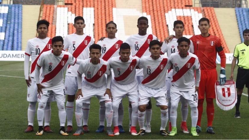 Perú en el Sudamericano sub 15: ¿cuál es el siguiente rival que enfrentará?