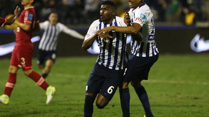 """Carlos Ascues: """"Quiero campeonar con Alianza y regresar a la selección"""""""