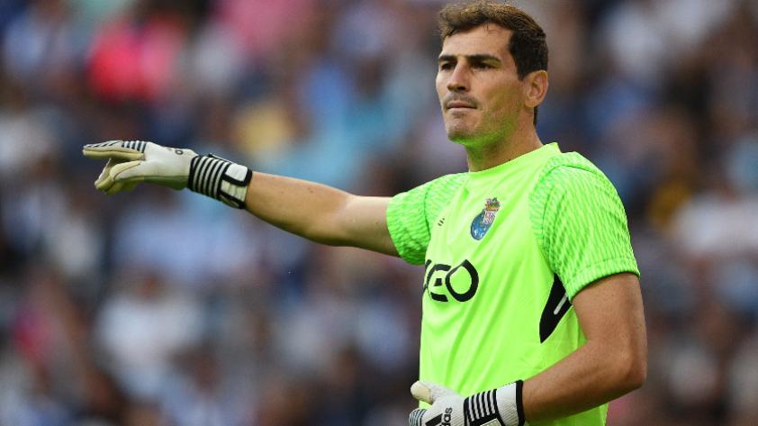"""Iker Casillas: """"A cualquiera le hubiera gustado una despedida como la de Iniesta"""""""