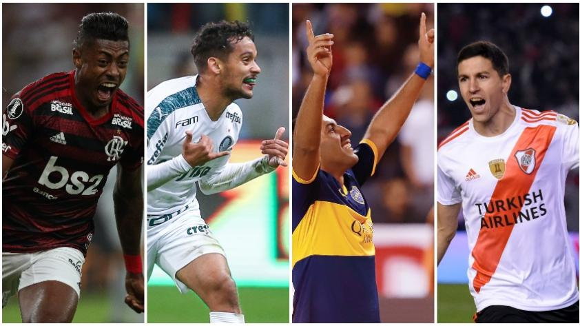 Copa Libertadores 2019: se jugaron los partidos de ida de cuartos de final y estos son los resultados