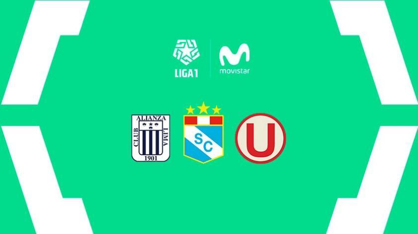 Liga 1 Movistar: ¿Qué necesita Alianza Lima, Sporting Cristal y Universitario para salir campeones en la última fecha?