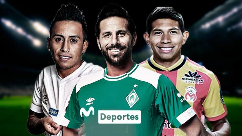 ¿Cómo le fue a los peruanos en sus respectivas ligas extranjeras? (VIDEO)