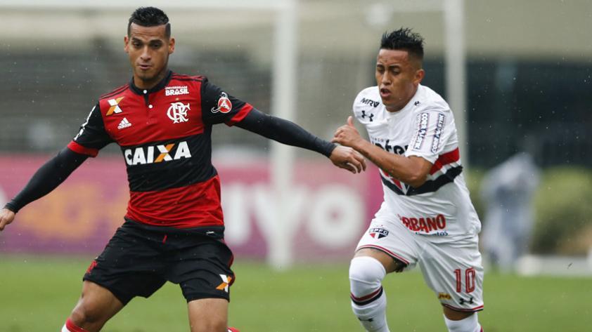 Sao Paulo adelantó uno de sus partidos y podrá contar con Christian Cueva