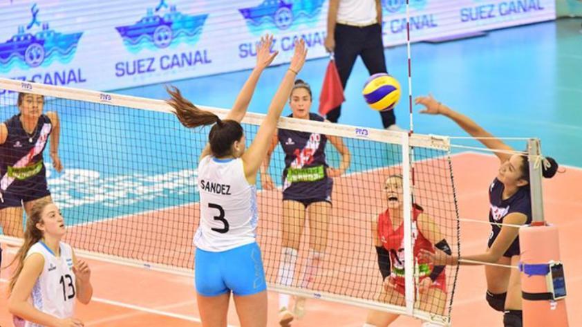 ¡Seguimos avanzando! Perú derrotó 3-1 a Argentina por los octavos de final del Mundial de vóleibol Egipto sub 18