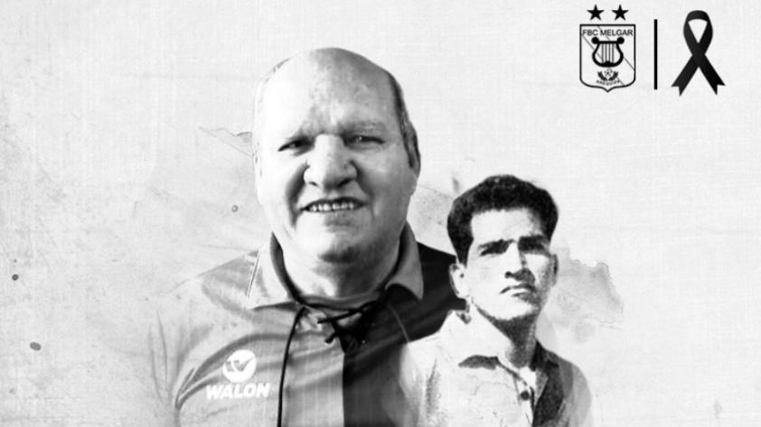 Hasta siempre, 'Patato': Melgar lamentó el sensible fallecimiento de su ídolo Eduardo Márquez