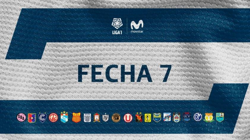 ¡Vuelve la Liga 1 Movistar! Tabla de posiciones y programación de la fecha 7 del Torneo Apertura