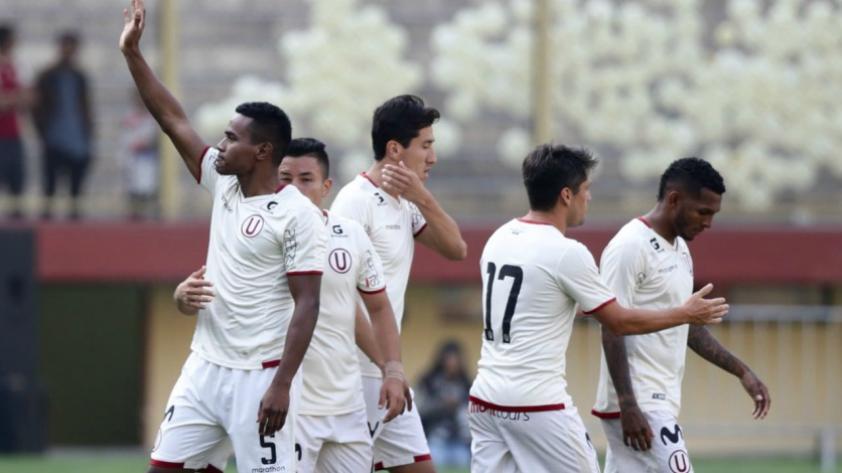 Universitario empató 2-2 con Cantolao por el Torneo Apertura