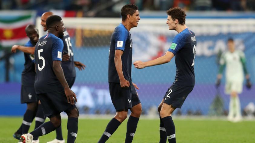 Selección de Francia: el mejor ataque es una buena defensa