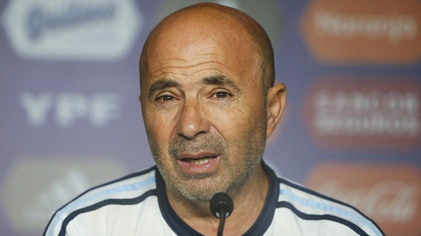 Jorge Sampaoli explica por qué no le gusta el juego de Alemania